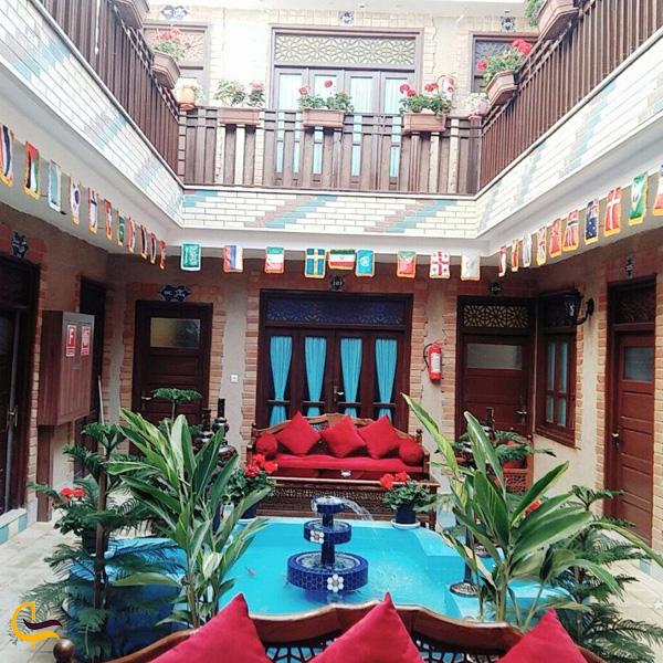 تصویری از هتل سرای اردیبهشت اصفهان