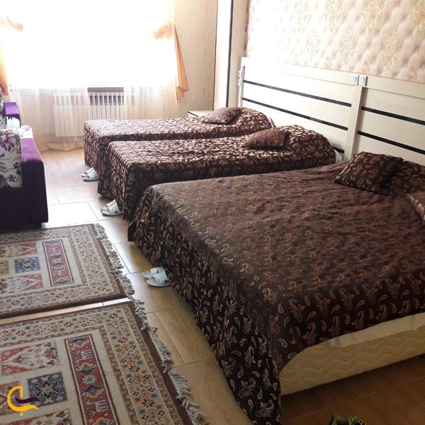 تصویری از هتل سپاهان