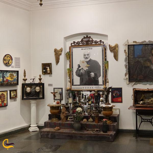 تصویری از موزه سرگئی پاراجانف