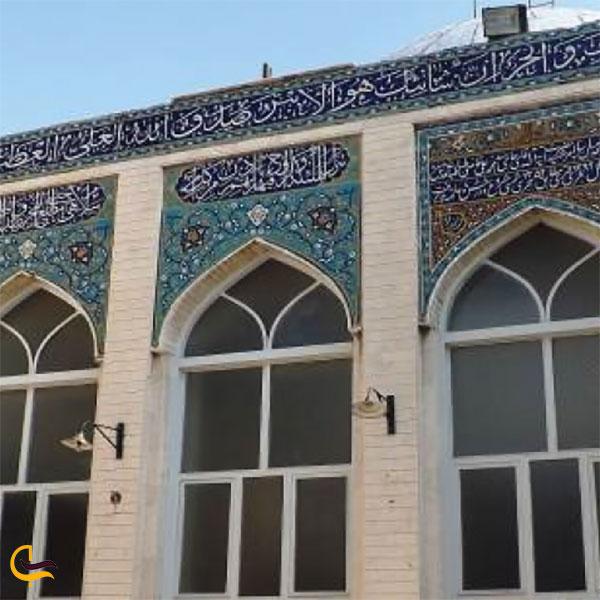 عکس مسجد شعبان تبریز