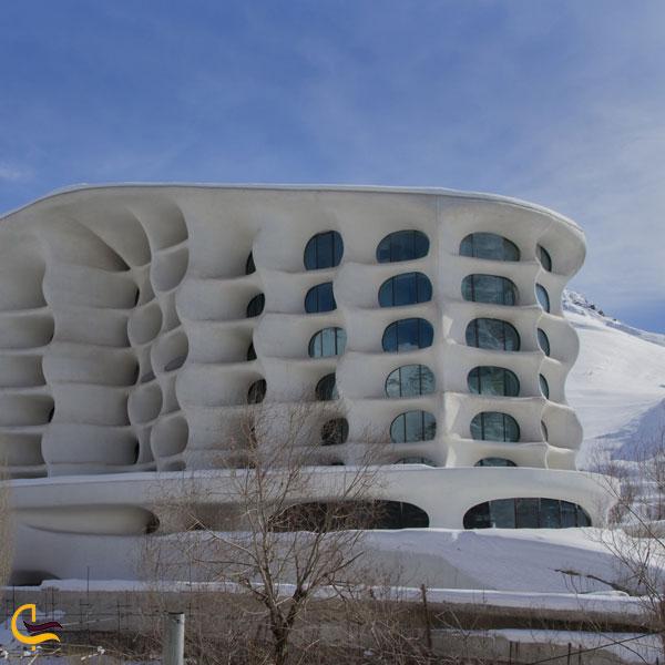 تصویری از هتل بارین شمشک