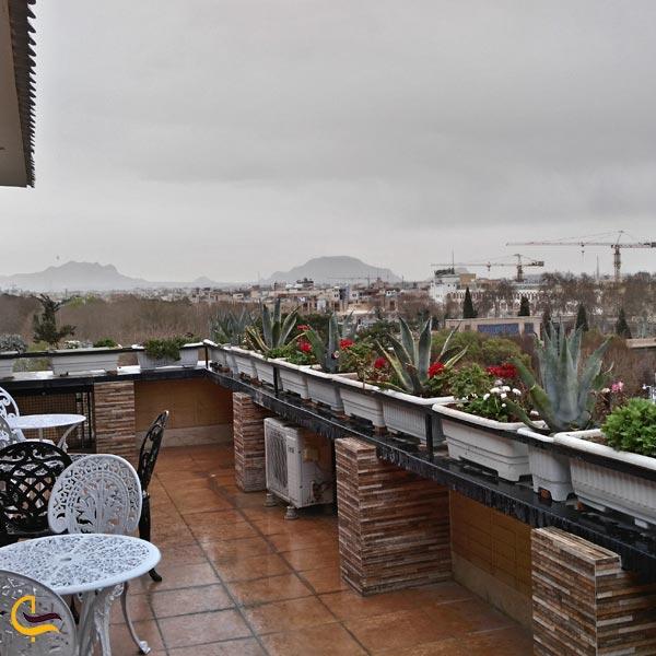 تصویری از هتل شیخ بهایی