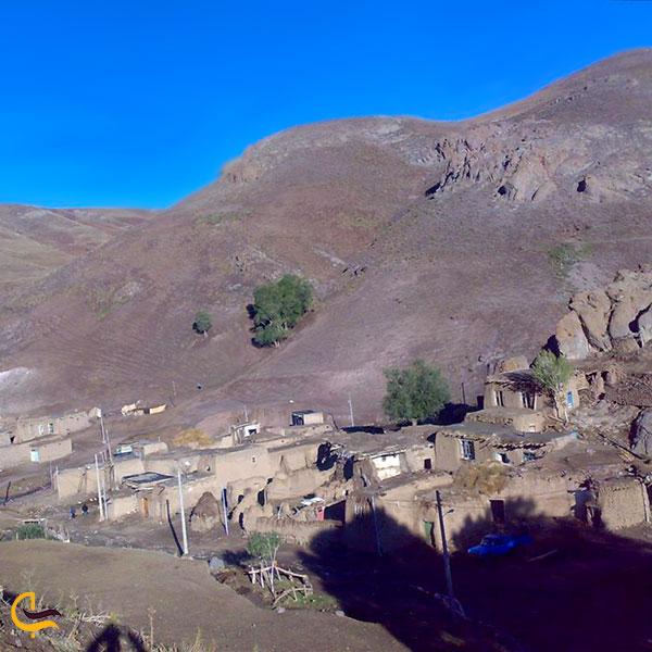 عکس روستای شیران تبریز