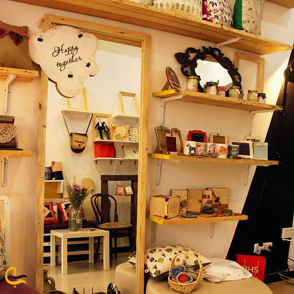 عکس فروشگاه سوغاتی سان سیشن