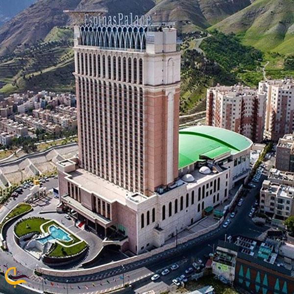 عکس هتل اسپیناس