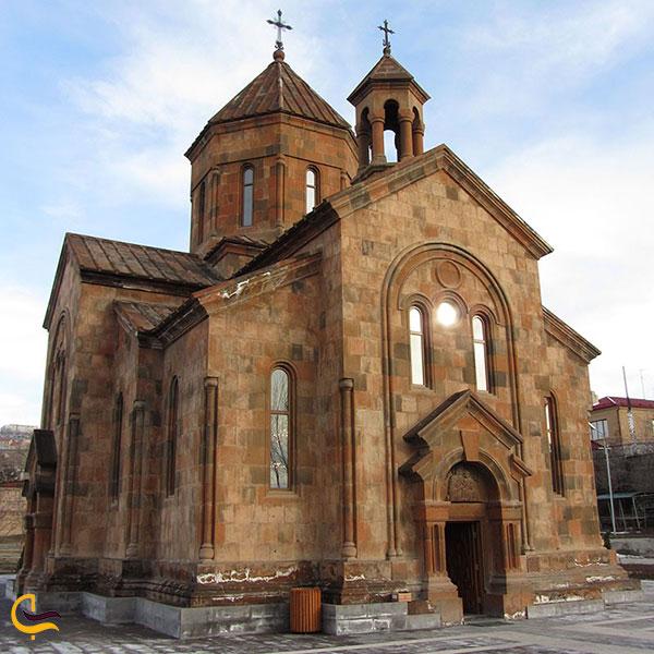 عکس کلیسای سنت آستواتساتین نورک