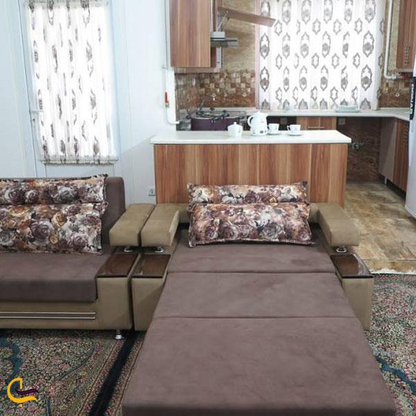 عکس مسافرخانه در گلباف