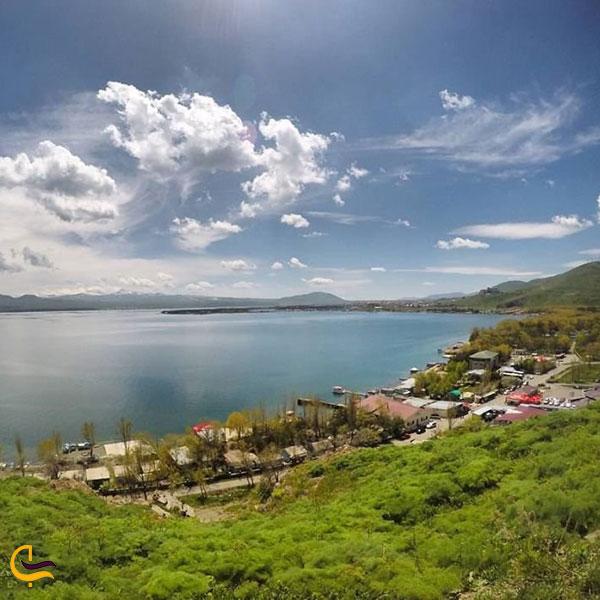 عکس دریاچه سوان