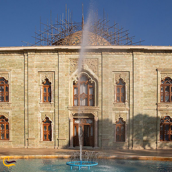 عکس کاخ مرمر تهران