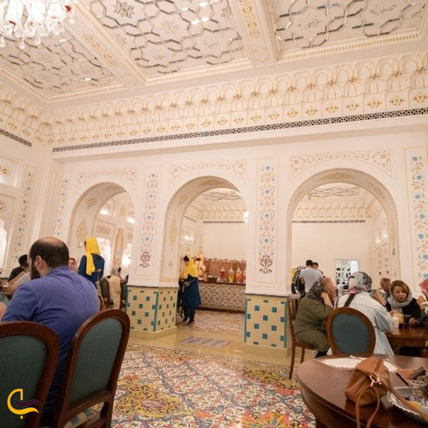 عکس سقف شربتخانه ایران مال