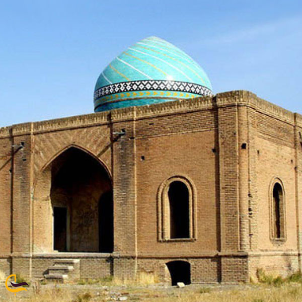 عکس مقبره رئیس المجاهدین آبیک