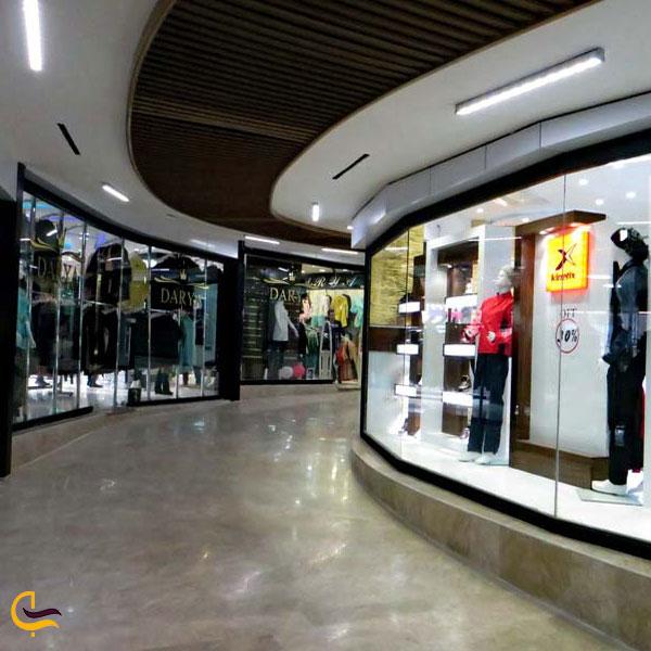 تصویری از مرکز خرید والمان