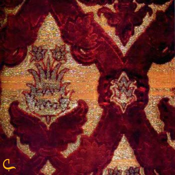 عکس مخمل بافی در یزد