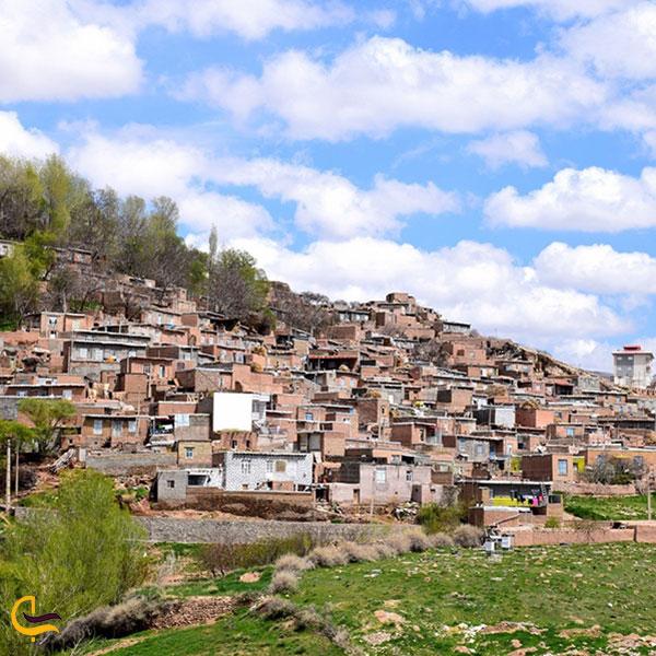 عکس روستای زنوزق تبریز