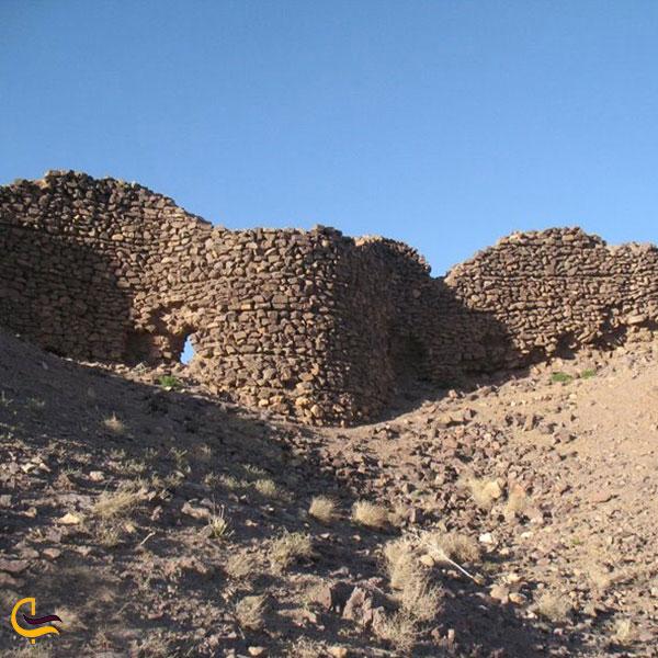 عکس قلعه زیبد گناباد