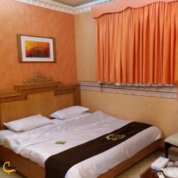 نمایی از هتل زهره