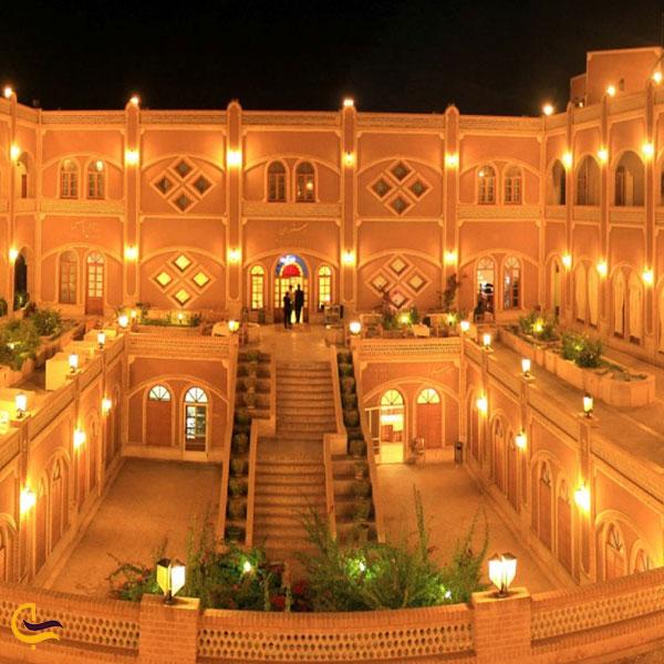 تصویری از هتل داد یزد