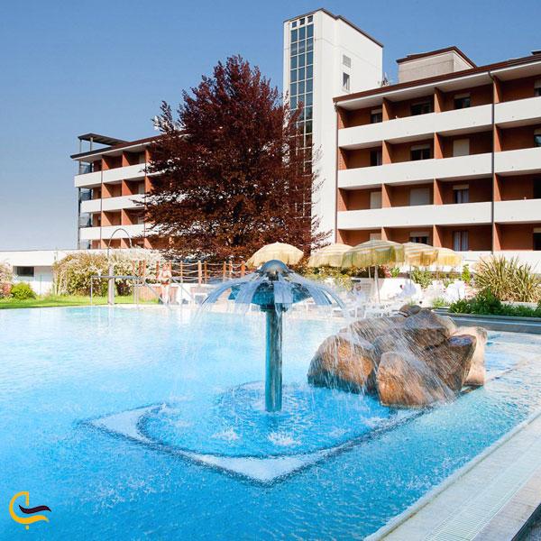 تصویری از استخر استخر هتل ۴ ستاره ترمه میلیپینی