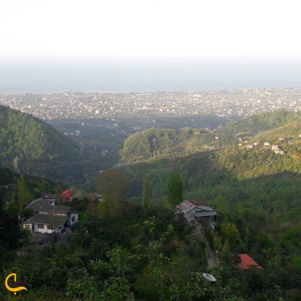 تصویری از روستای اربکله