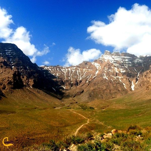 تصویری از دره آدرشک مهریز
