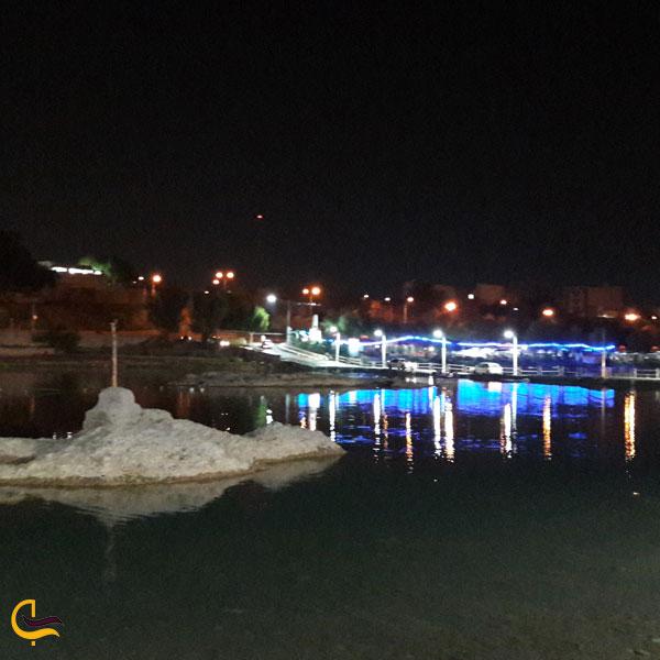 تصویری از پارک ساحلی علی مالک