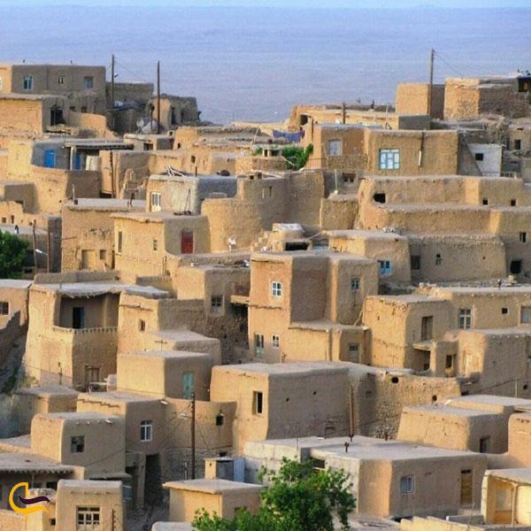 عکس روستای بالا ده یا قلعه بالا