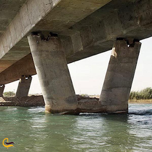 تصویری از پل پنجم دزفول