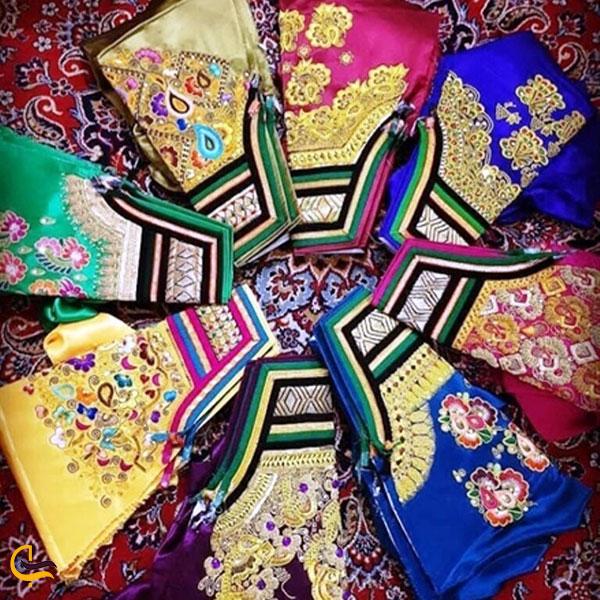 عکس صنایعدستی در بندرلنگه