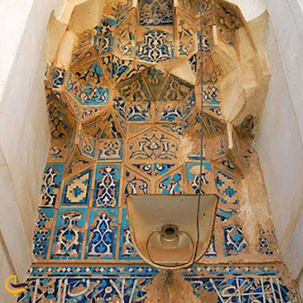 تصویری از امامزاده میر محمد حنفیه