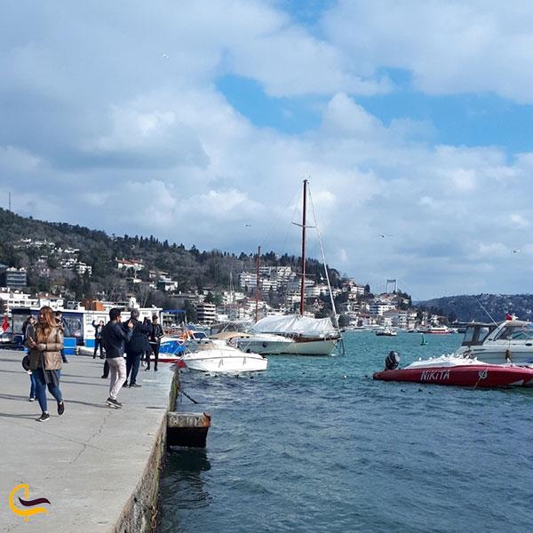 عکس معرفی محله ببک استانبول