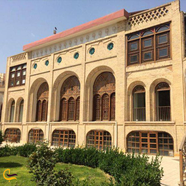 عکس خانه کاظمی تهران
