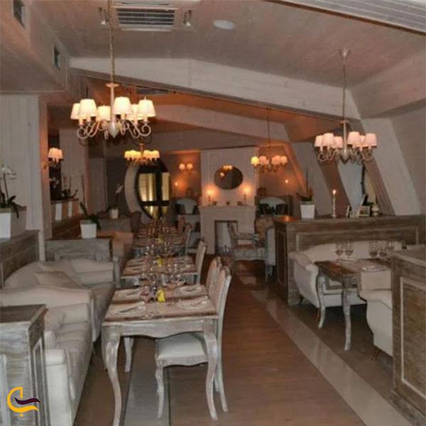 عکس رستوران اطراف میدان جمهوری ایروان