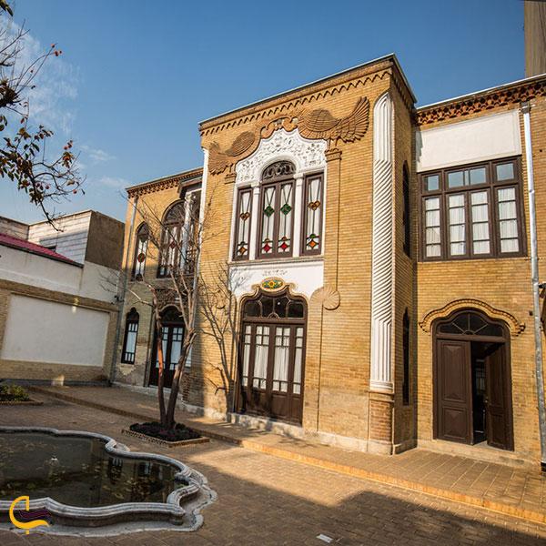 عکس خانه مینایی تهران