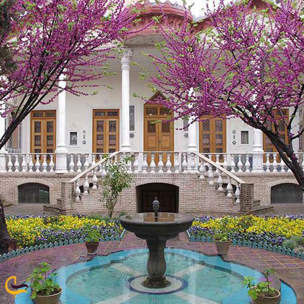 عکس خانه موزه مقدم تهران