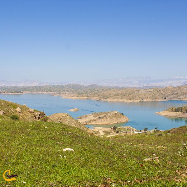 تصویری از روستای پامنار