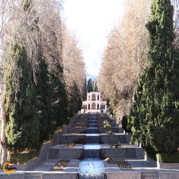تصویری از باغ شاهزاده کرمان
