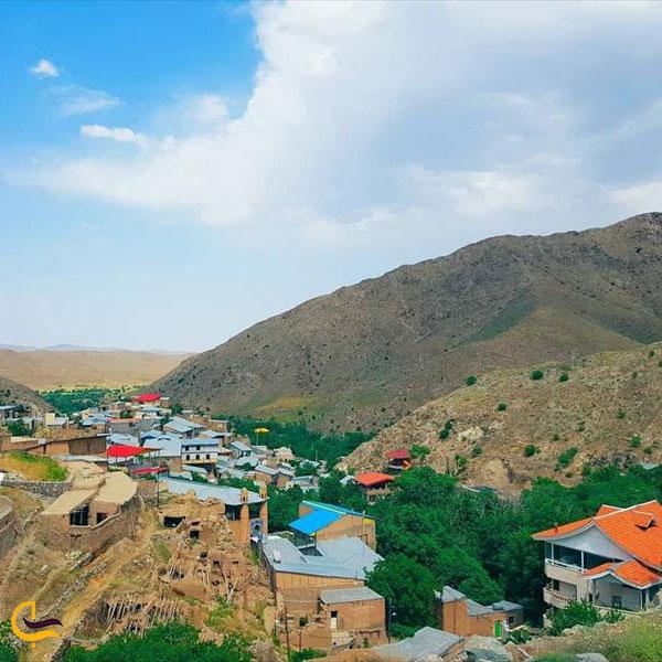 عکس روستا نویس قم