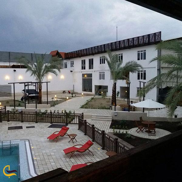 عکس هتل ریم رام عسلویه