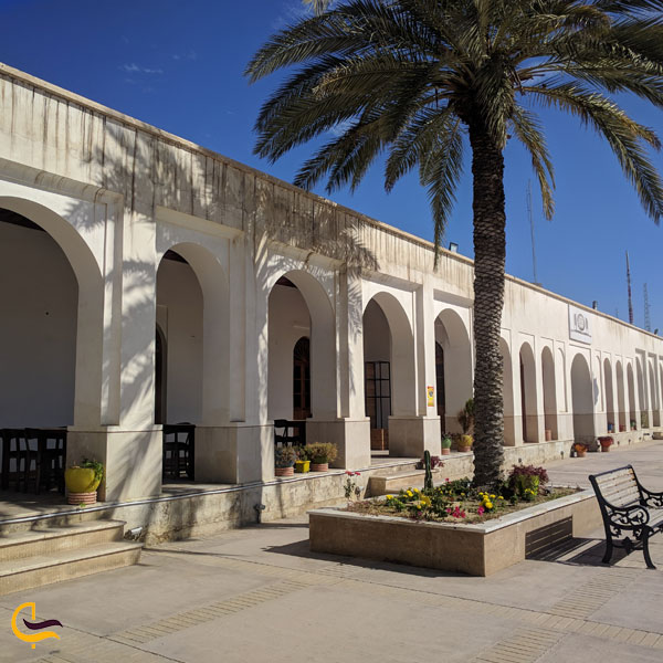 تصویری از مدرسه سعادت بوشهر
