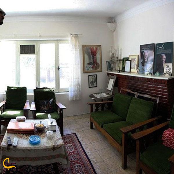 عکس خانه موزه سیمین و جلال تهران