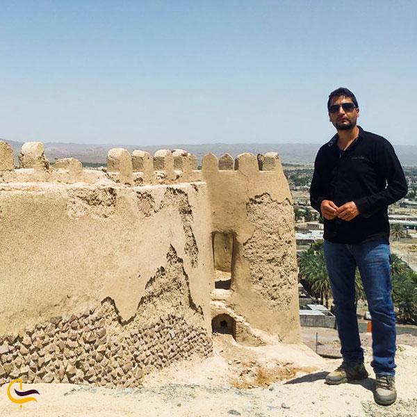بهترین زمان بازدید از قلعه ضرغام کرمان