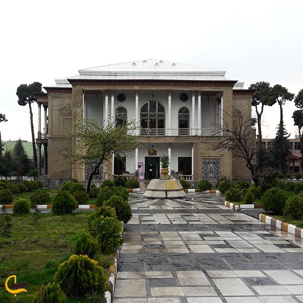 عکس خانه تیمور تاش در تهران