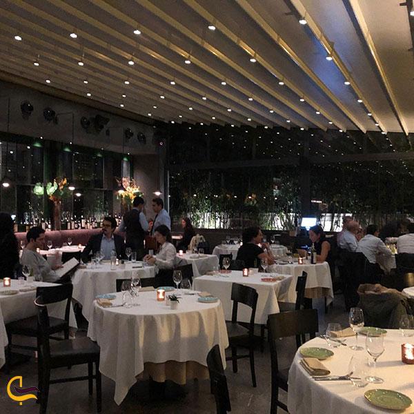 عکس رستوران تراتوریا لا اسکارپتا