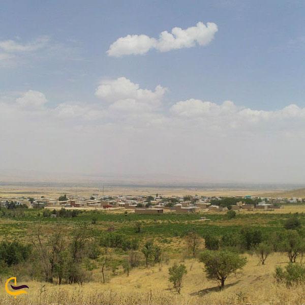 عکس روستای زاغه